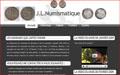 Numismatique J.L. - Accueil